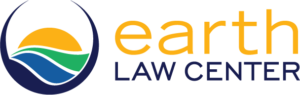 Earth Law Center logo